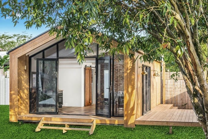 Backspace Living | Affordable Designer Granny Flats | 20 Bangalow Road, Byron Bay